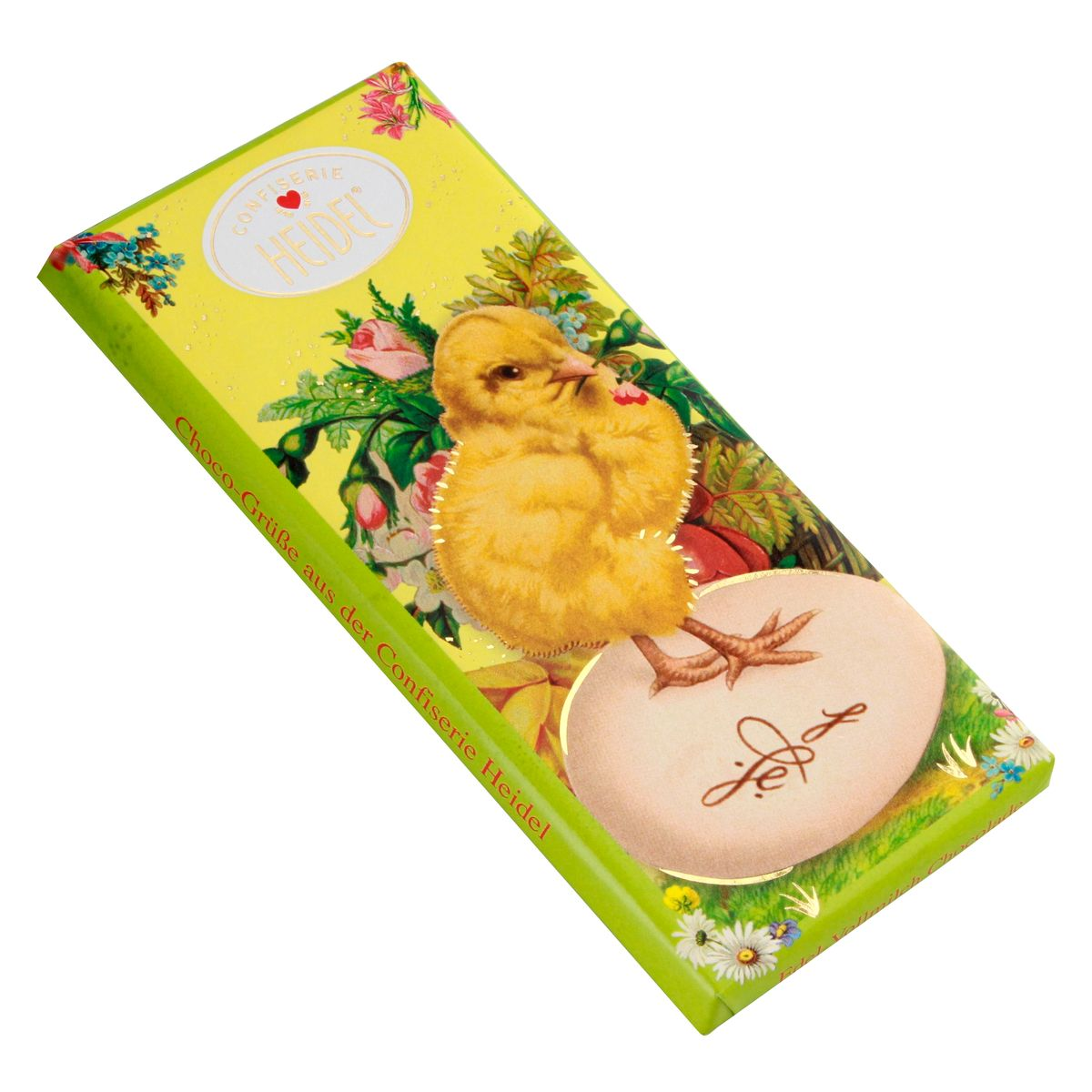Mini-tablette cadeau nostalgie de Pâques - Heidel