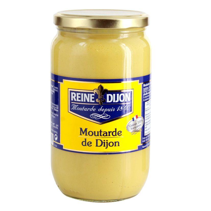 MOUTARDE EXTRA FORTE 850GR - REINE DE DIJON