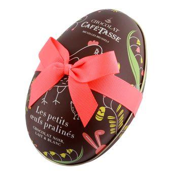 Les petits œufs pralinés - Cafetasse