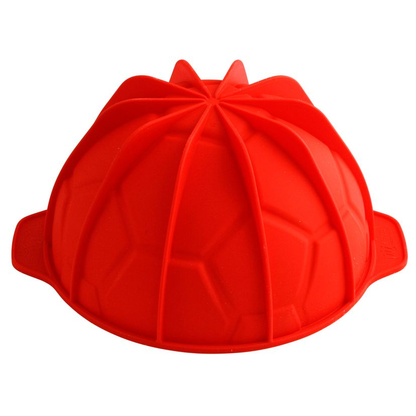 Moule en silicone ballon de football 18cm - Silikomart