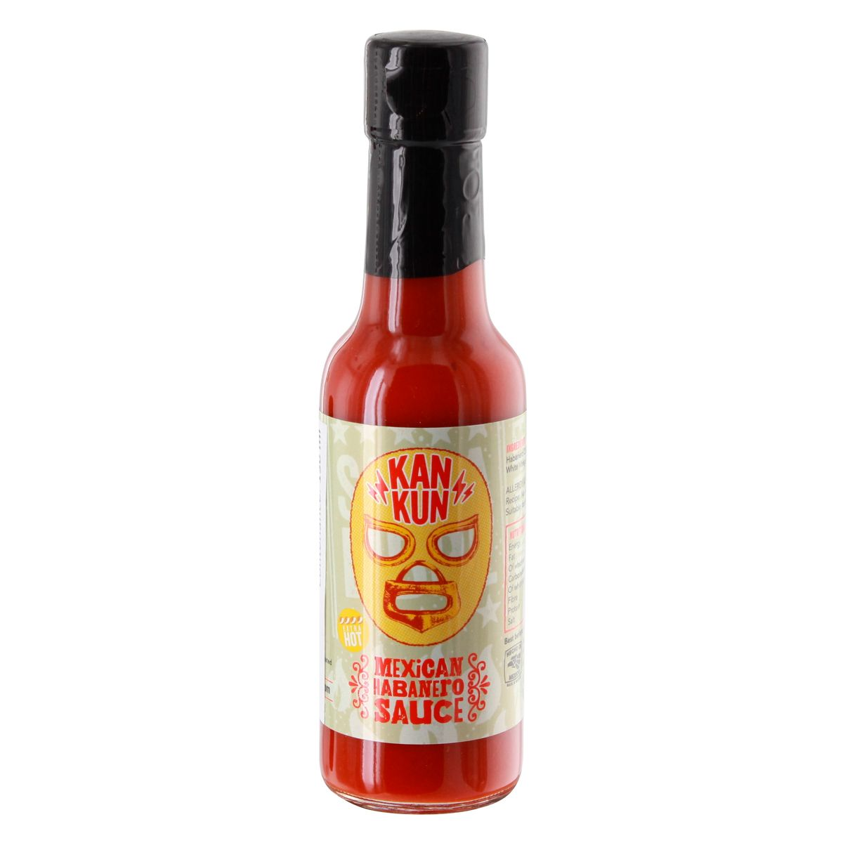 Habanero sauce - Kankun