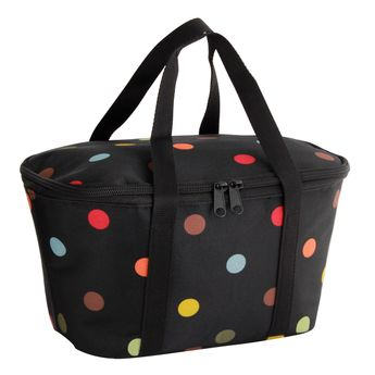 Sac Coolerbag XS pois colorés - Reisenthel
