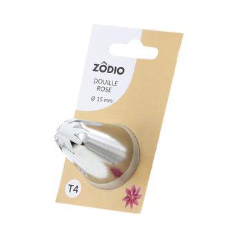 Achat en ligne Douille inox étoile 15 mm