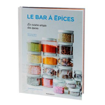 Bar à épices - Marabout