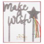 Cake topper Make a Wish - Meri Meri