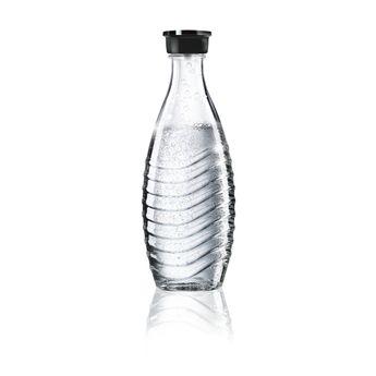 Achat en ligne Carafe verre pour cristal noire - Sodastream