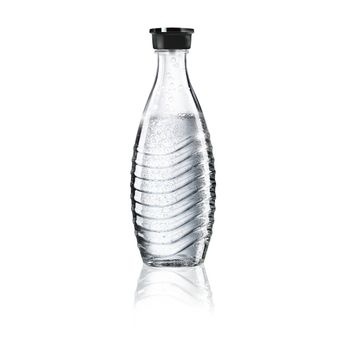 Carafe verre pour cristal noire - Sodastream