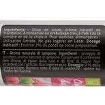 Arôme alimentaire naturel framboise 50 ml - Patisdecor