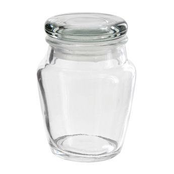 Pot de conservation en verre pour épices 7x 9.5 cm - Zeller