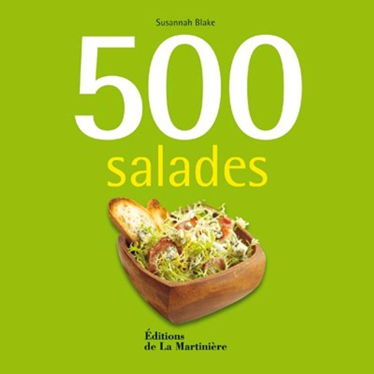500 SALADES - LA MARTINIERE