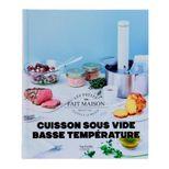 Cuisson sous vide - Hachette Cuisine