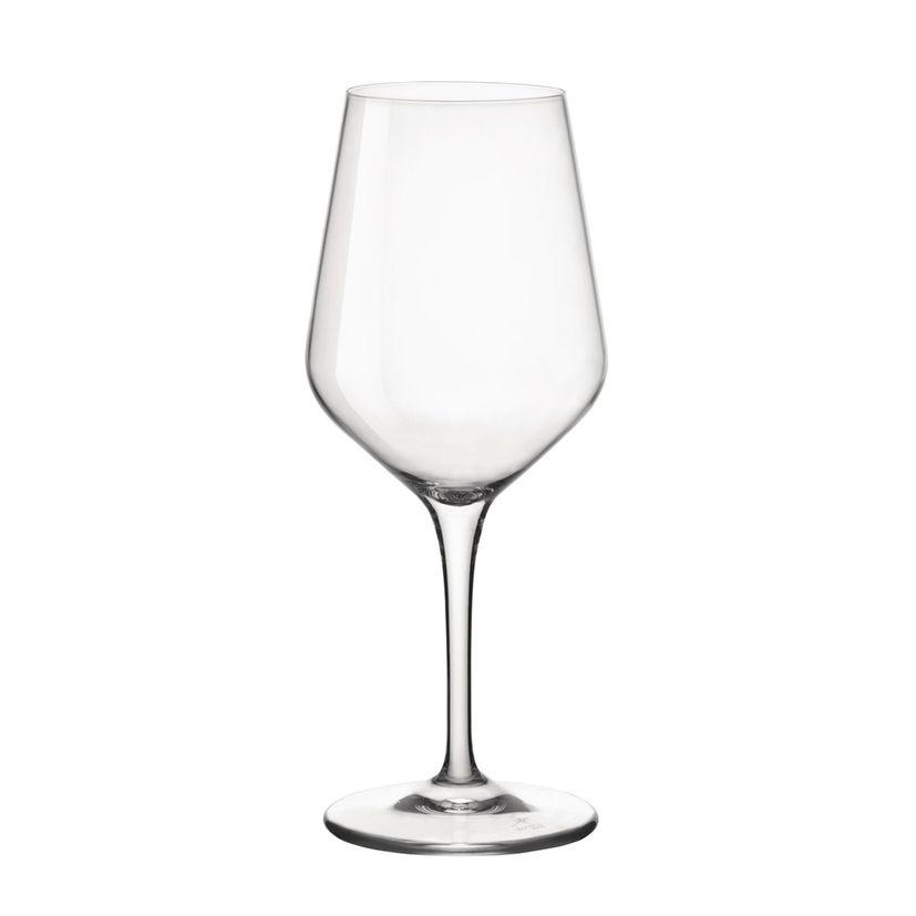 Set 6 Verres à Vin 35cl Electra - Bormioli