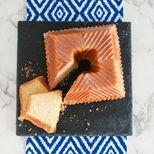 Moule carré Bundt Square Pan en fonte d´aluminium - Nordic Ware