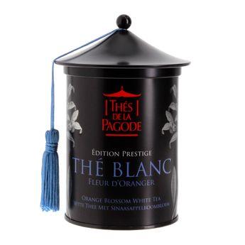 Thé blanc fleur d´oranger bio édition prestige - Thés de la Pagode