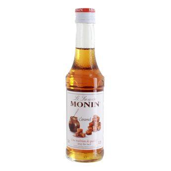 Achat en ligne Sirop caramel 25cl - Monin