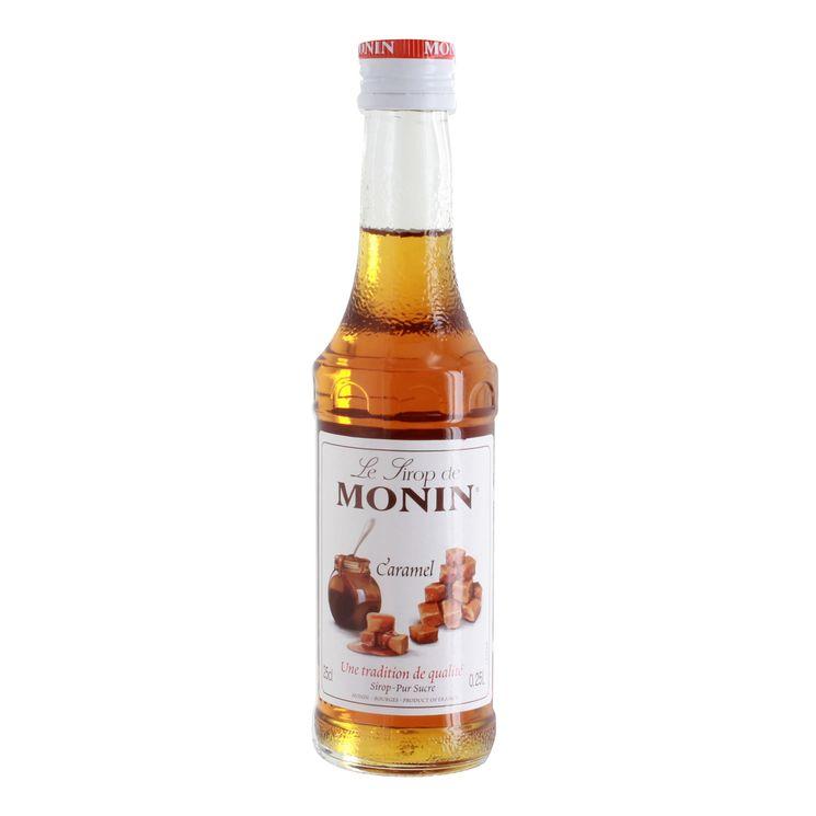 Sirop caramel 25cl - Monin