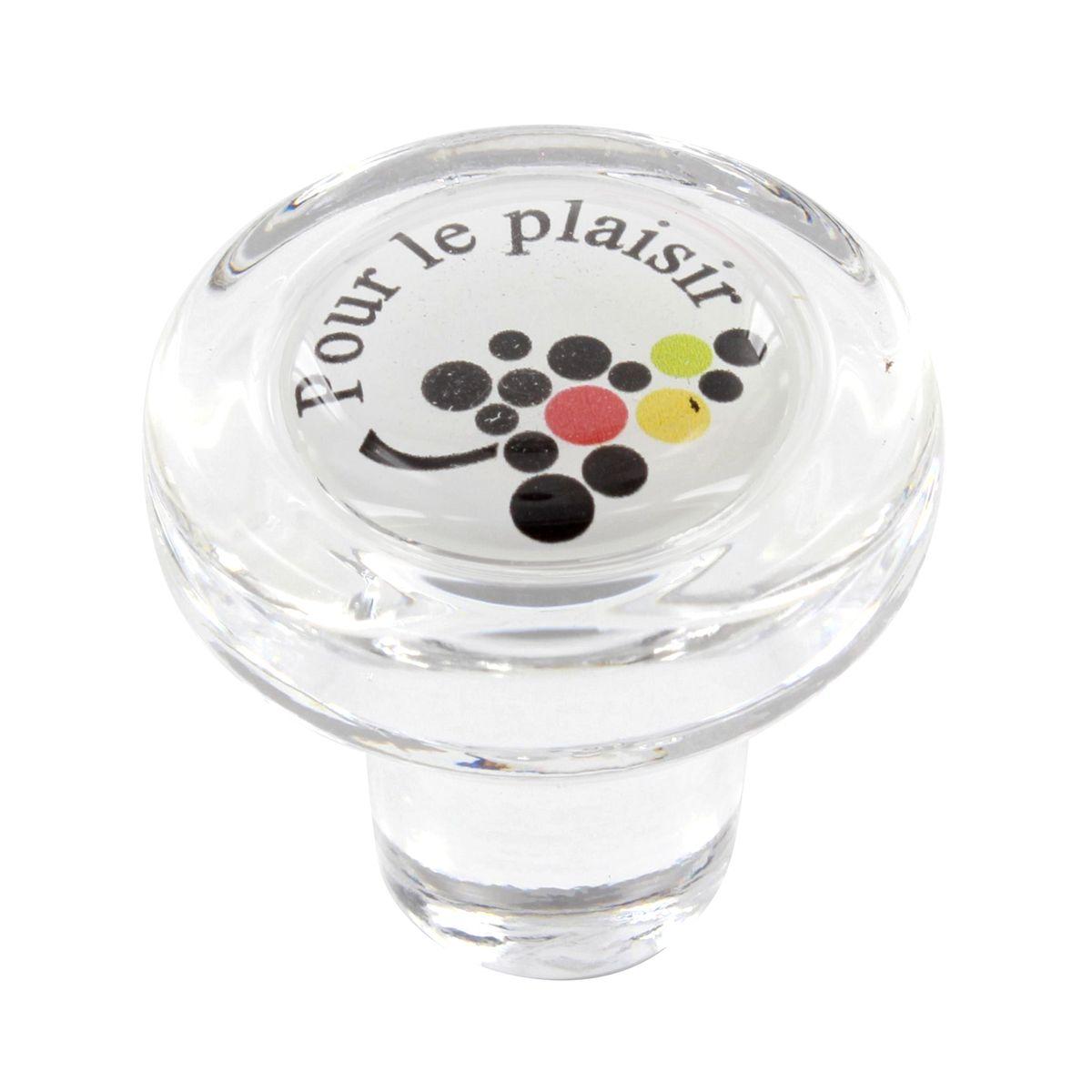 Bouchon en verre pour le plaisir - Cevenpack