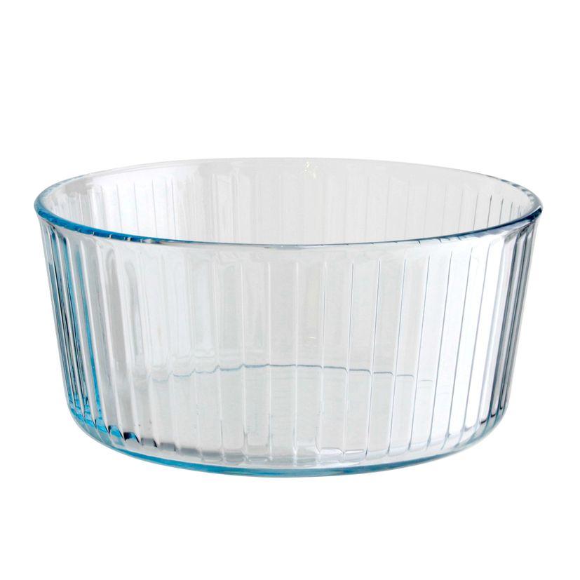 Moule à soufflé en verre 21 cm - Pyrex