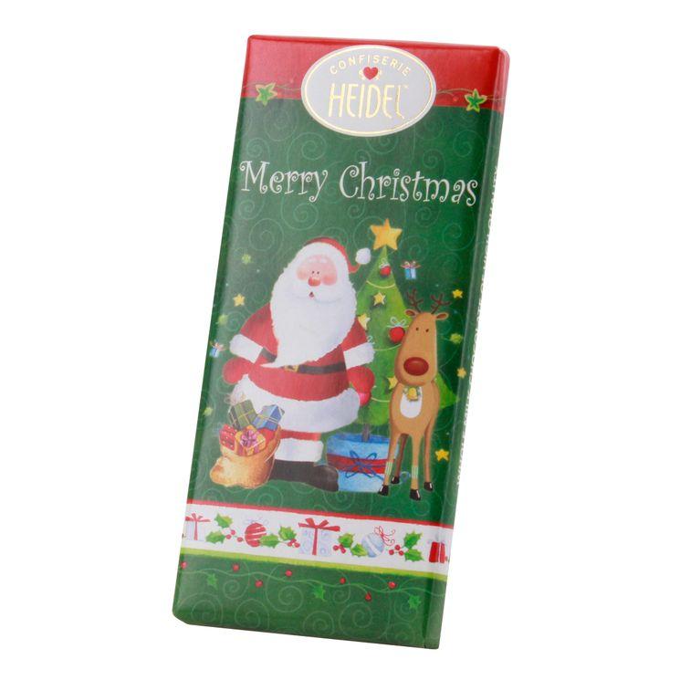Petite tablette cadeau christmas time 30g - Heidel