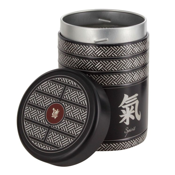 Boite à thé en fer blanc Kyoto - Eigenart