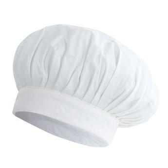 Toque blanche 30x30cm 100% coton - Alice Délice