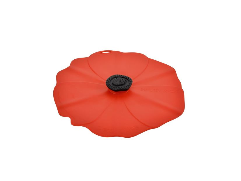 Couvercle silicone Coquelicot 28cm - Charles Viancin