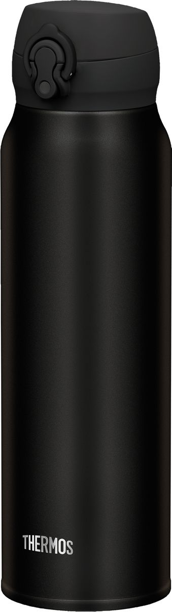 Gourde isotherme noire 0.75L Ultralight - Thermos