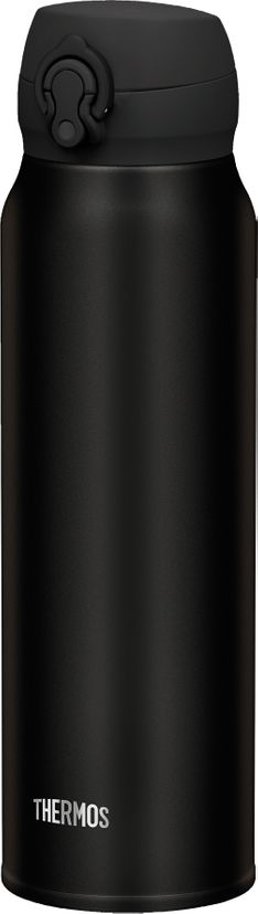 Gourde isotherme noire 0.75 l Ultralight - Thermos