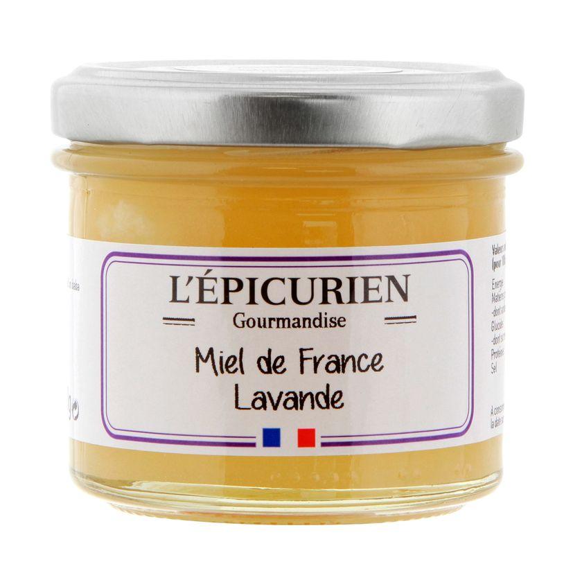 Miel de fleurs de Lavande 150gr - L´Epicurien