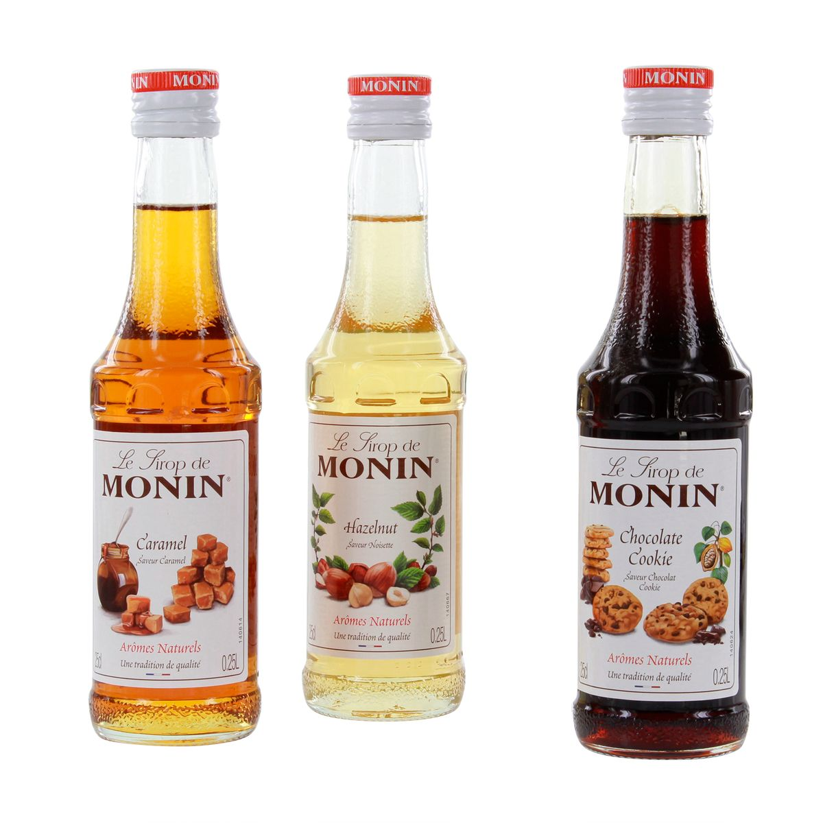Coffret sirop café 3x25cl - Monin