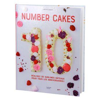 Achat en ligne Number cake - Hachette Pratique
