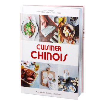 Achat en ligne Cuisiner chinois - Marabout
