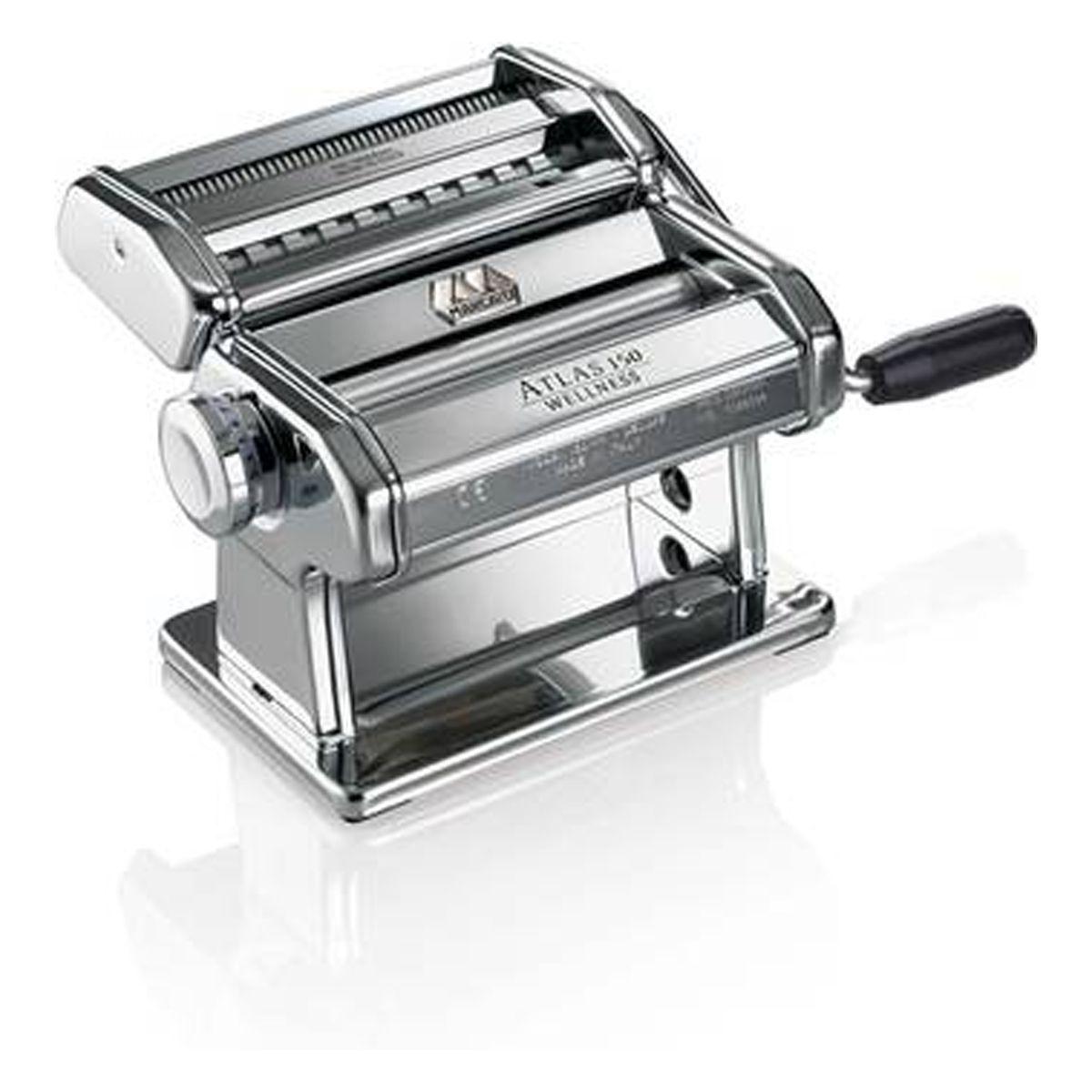 Machine à pâtes Atlas 150 chromée - Marcato