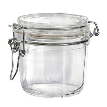 Achat en ligne Bocal de conservation hermétique en verre Fido 0.35L - Bormioli