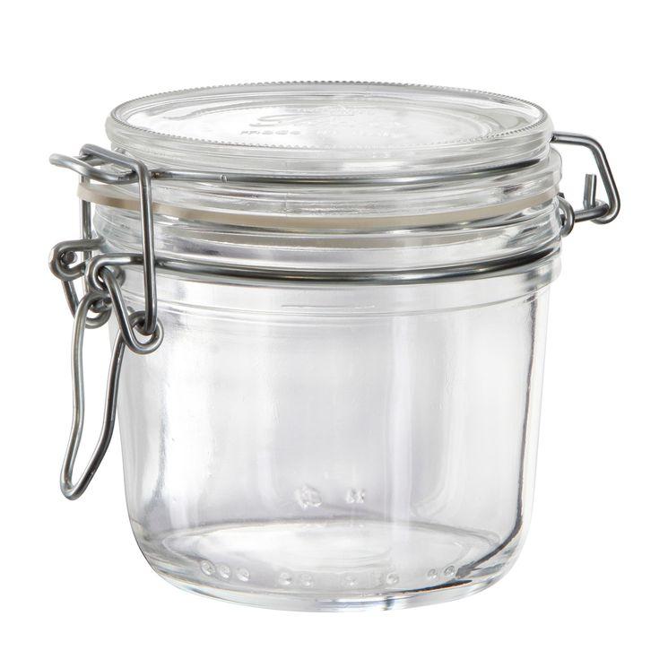Bocal de conservation en verre Fido 0.35 L - Bormioli