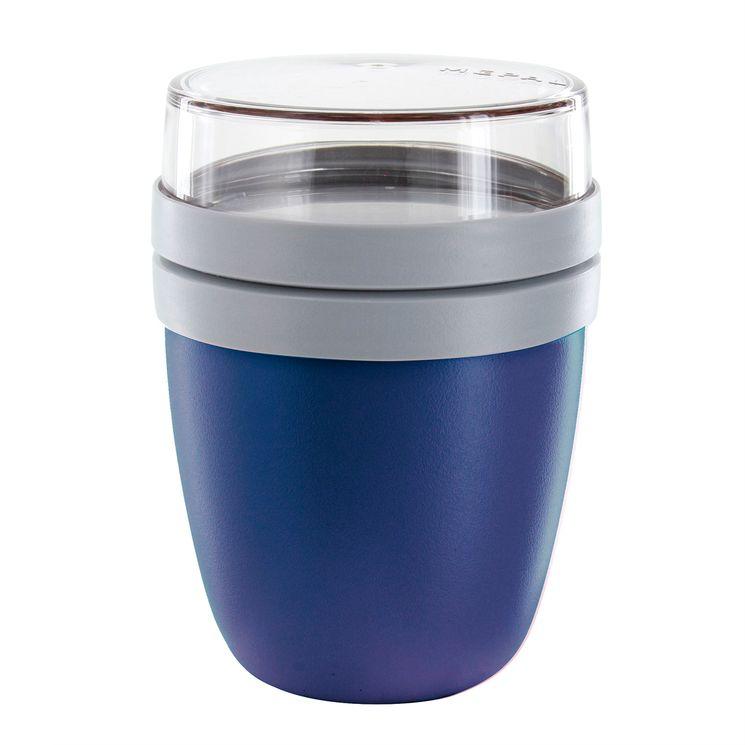 Mini pot à déjeuner bleu clair - Mepal