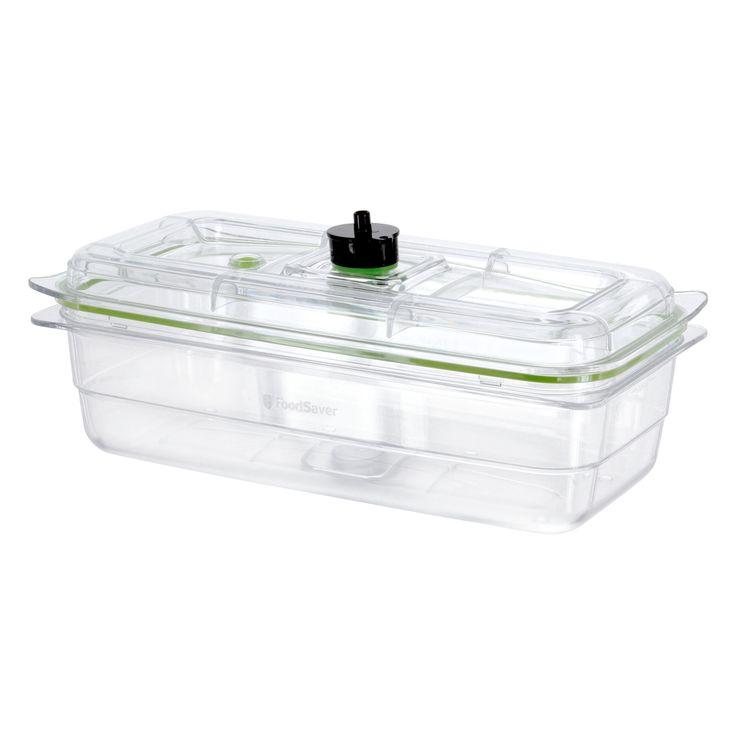 Boîte fraîcheur pour machine sous vide 2.3 l - Foodsaver