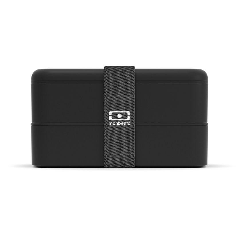 Bento MB original noir 1 l 9.4 x 10 x 18.5 cm - Monbento