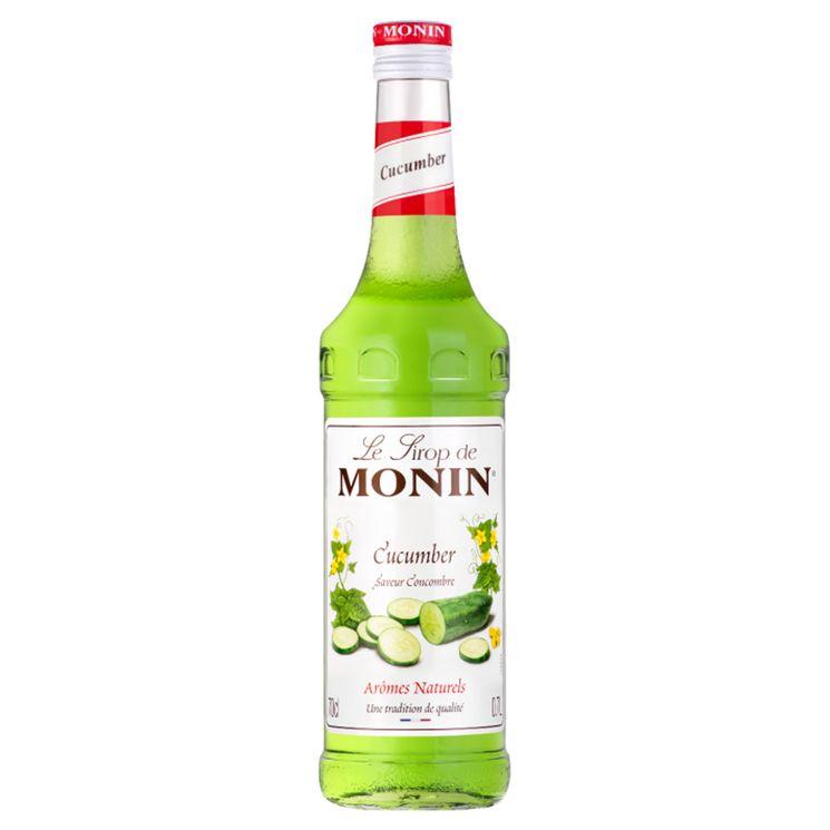 Sirop concombre 70 cl - Monin