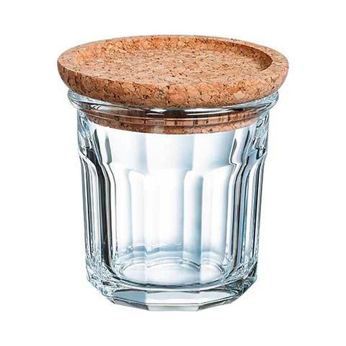 Pot à épices en verre avec couvercle liège 31cl - Luminarc