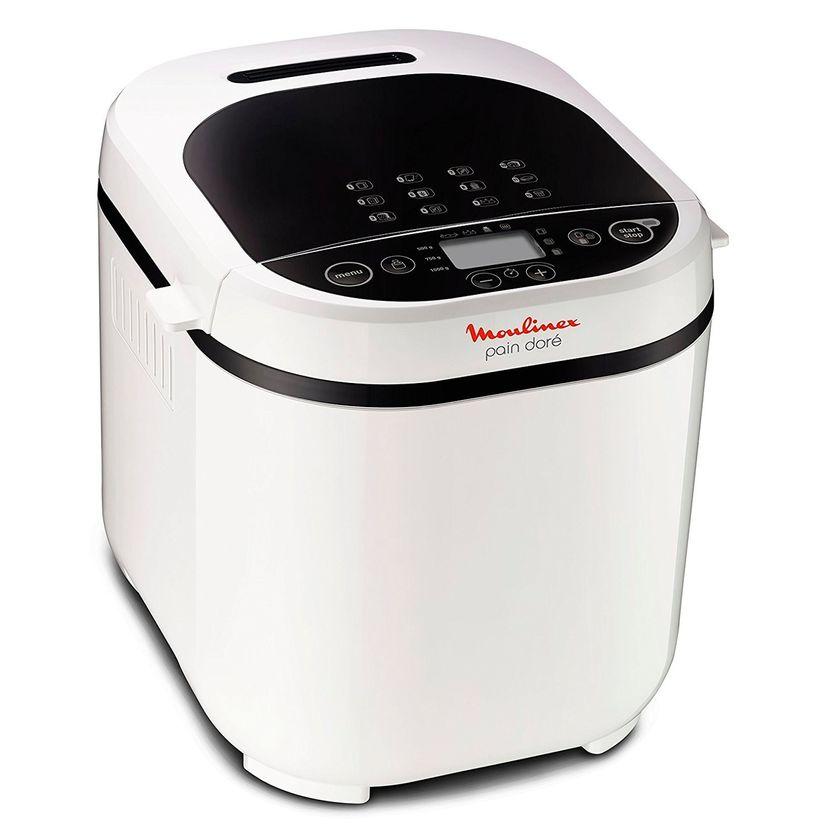 Machine à pain Pain Doré 1 kg - Moulinex
