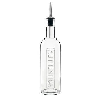 Achat en ligne Bouteille d´huile en verre avec bec verseur 500 ml - Bormioli Luigi