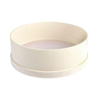 Achat en ligne Tamis en nylon blanc 24 cm - Cosmoplast