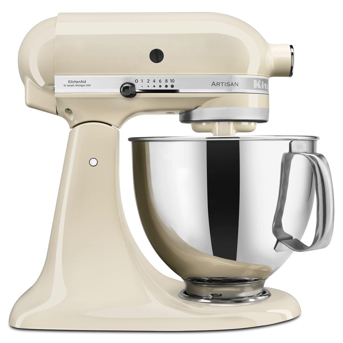 Robot pâtissier artisan crème 5KSM175PS 4.8 l - Kitchenaid