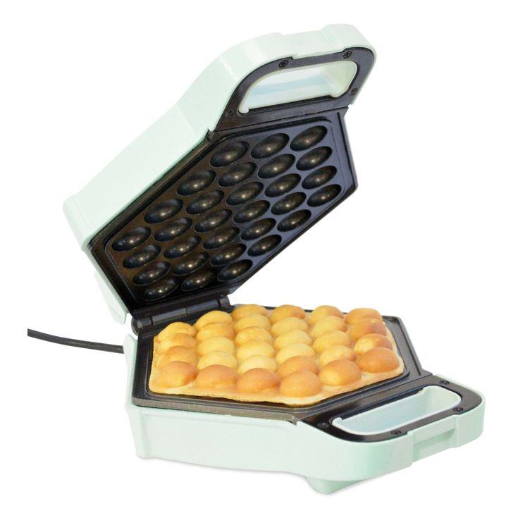 Gaufrier bubble waffles factory - Scrapcooking