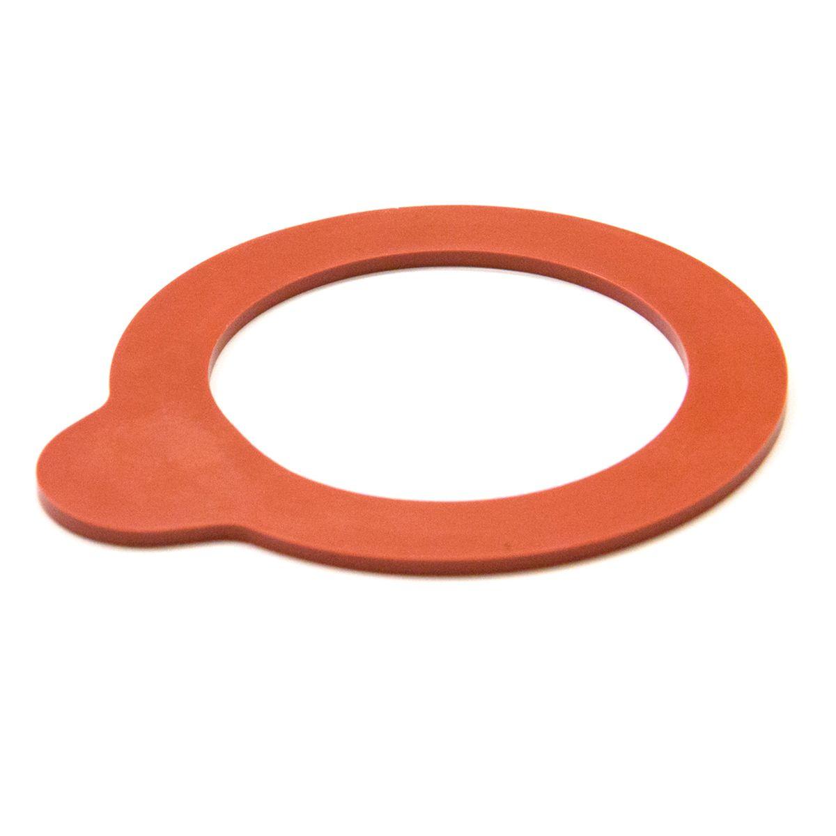 Pièce de rechange : sachet de 6 rondelles 80 mm pour bocal Lock Eat - Bormioli