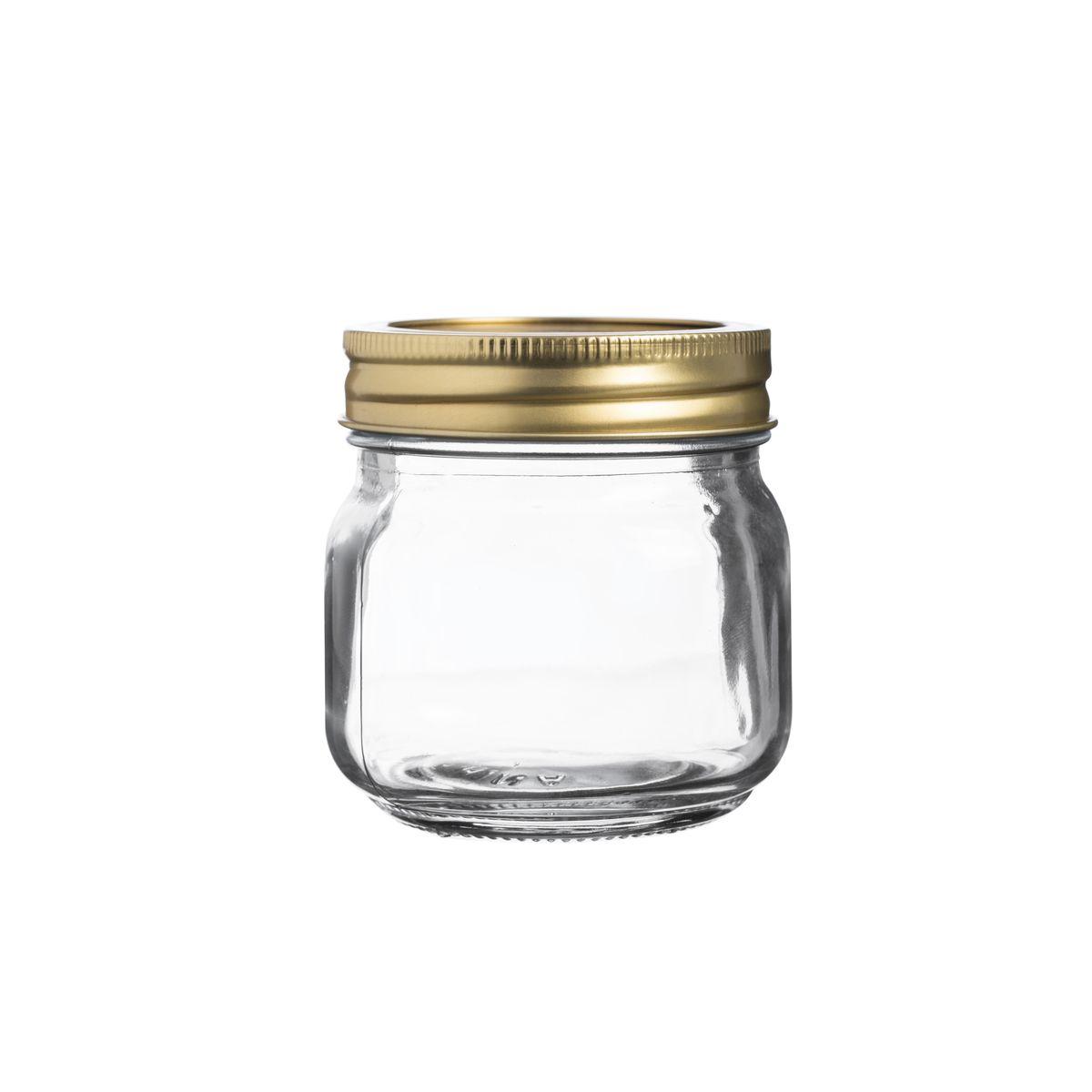 Bocal de conservation à vis en verre 25cl - Kilner