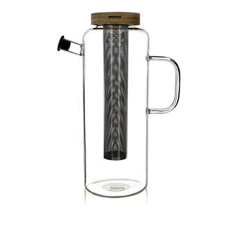 Achat en ligne Carafe en verre avec infuseur 1,5L - Ogo