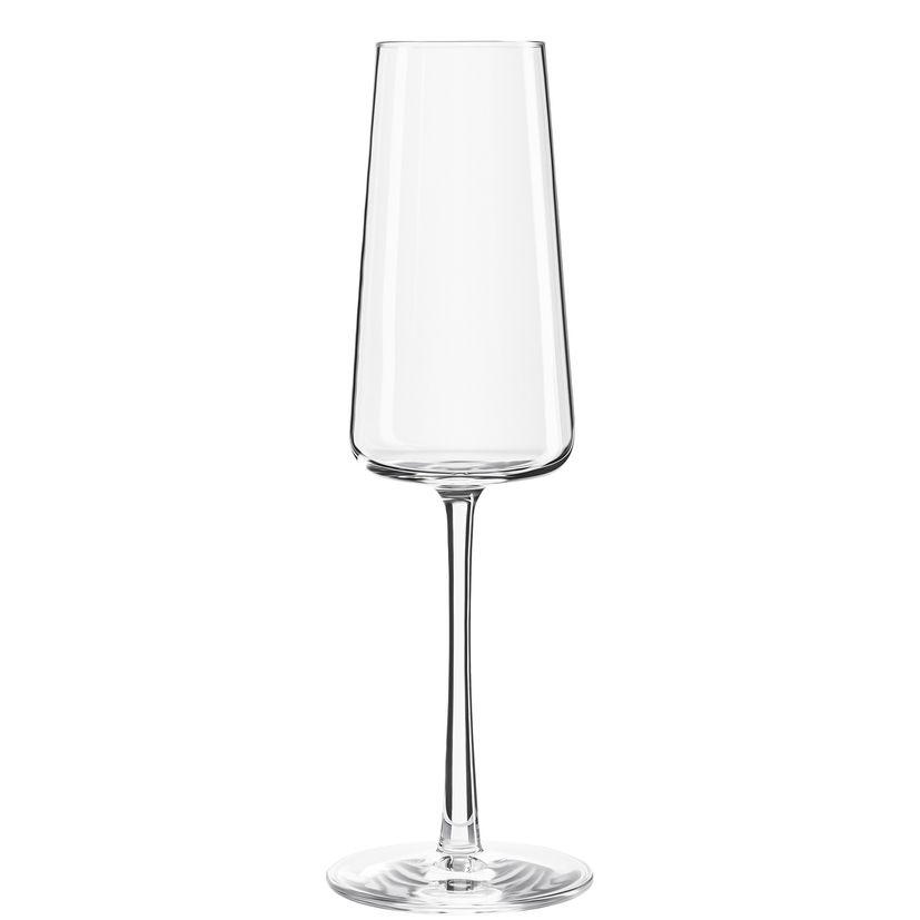 Set de 6 Flûtes champagne Power 0,24l - Stolzle Lausitz