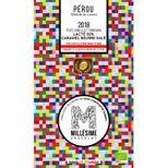Chocolat Pérou Bio Lait caramel beurre salé 70g - Millésime